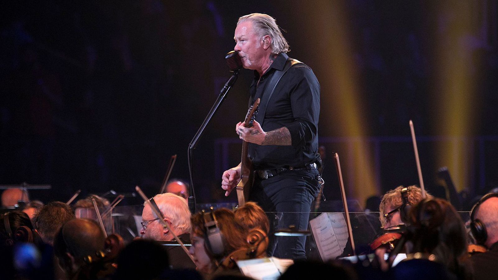 """Metallica's """"S&M 2"""" Shows With San Francisco Symphony: See Set List, Video"""