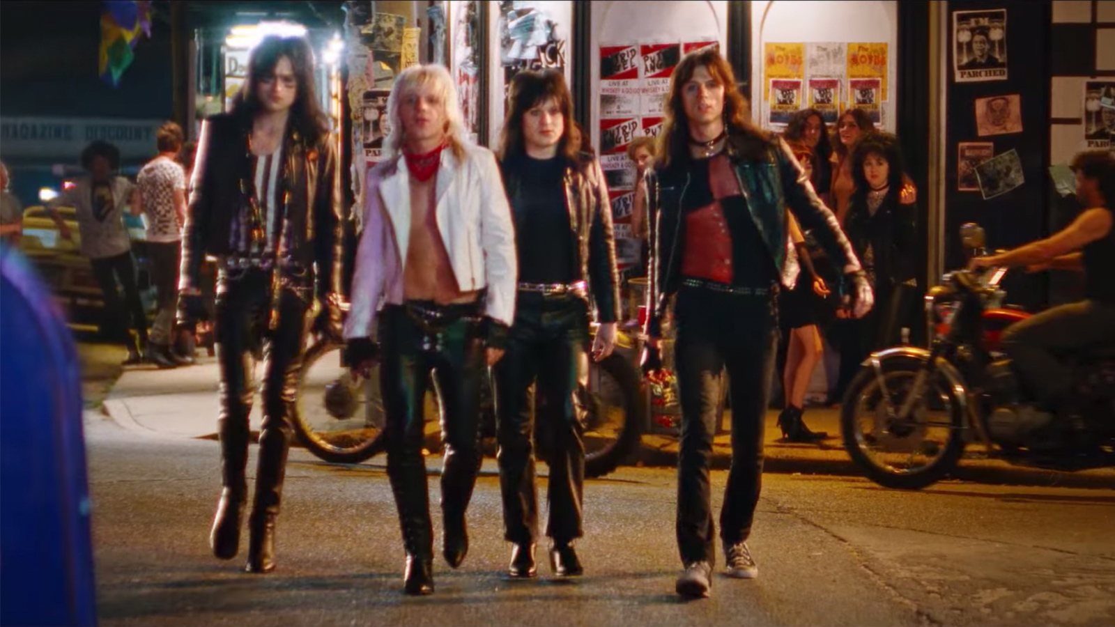 Watch Crazy, Hard-Partying First Trailer for New Mötley Crüe Movie 'The Dirt'