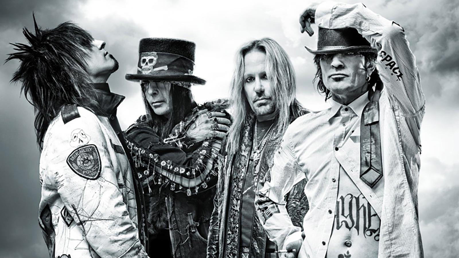 Mötley Crüe Detail 2020 Stadium Tour With Def Leppard, Poison, Joan Jett