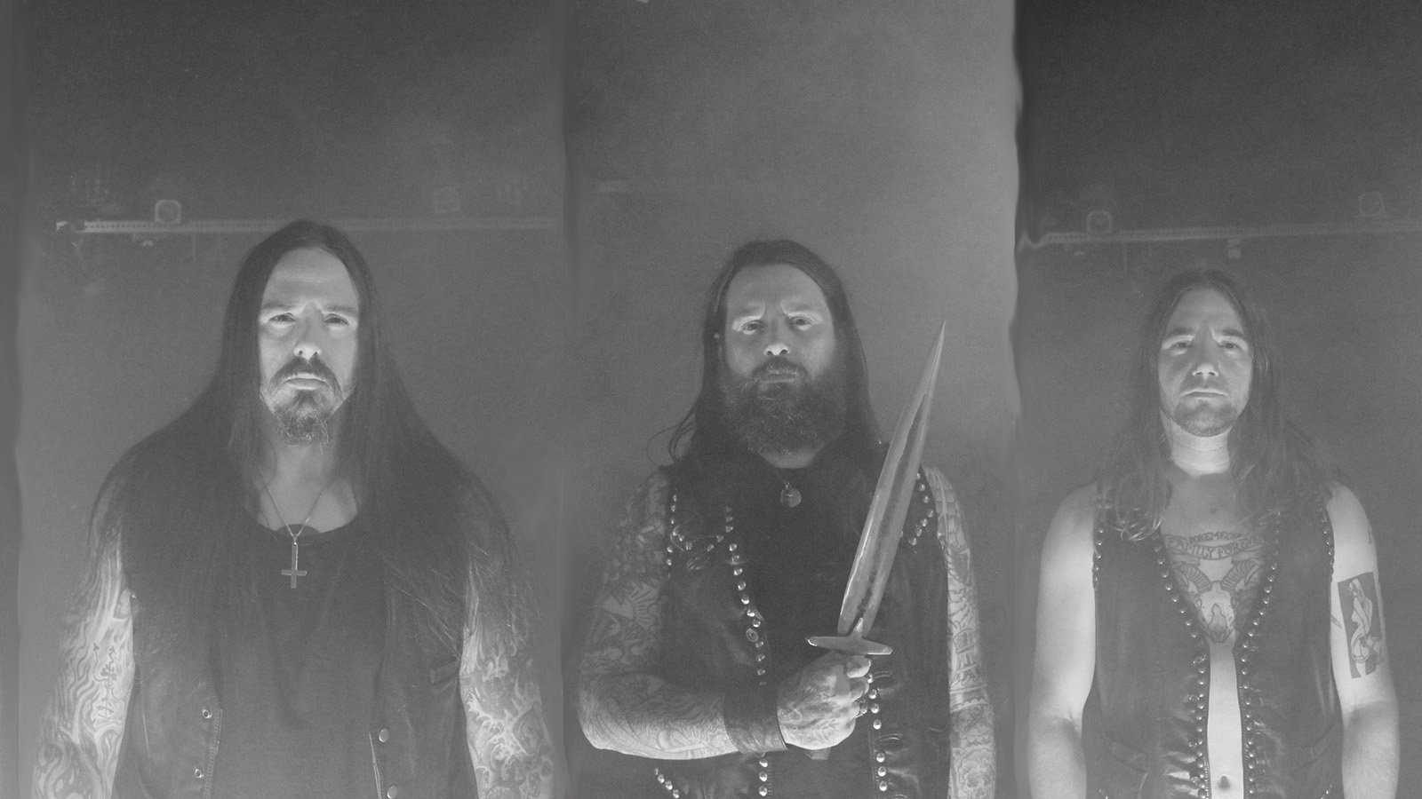 "See Texas Black-Metal Band Necrofier's Grim New ""Raise the Dead"" Video"