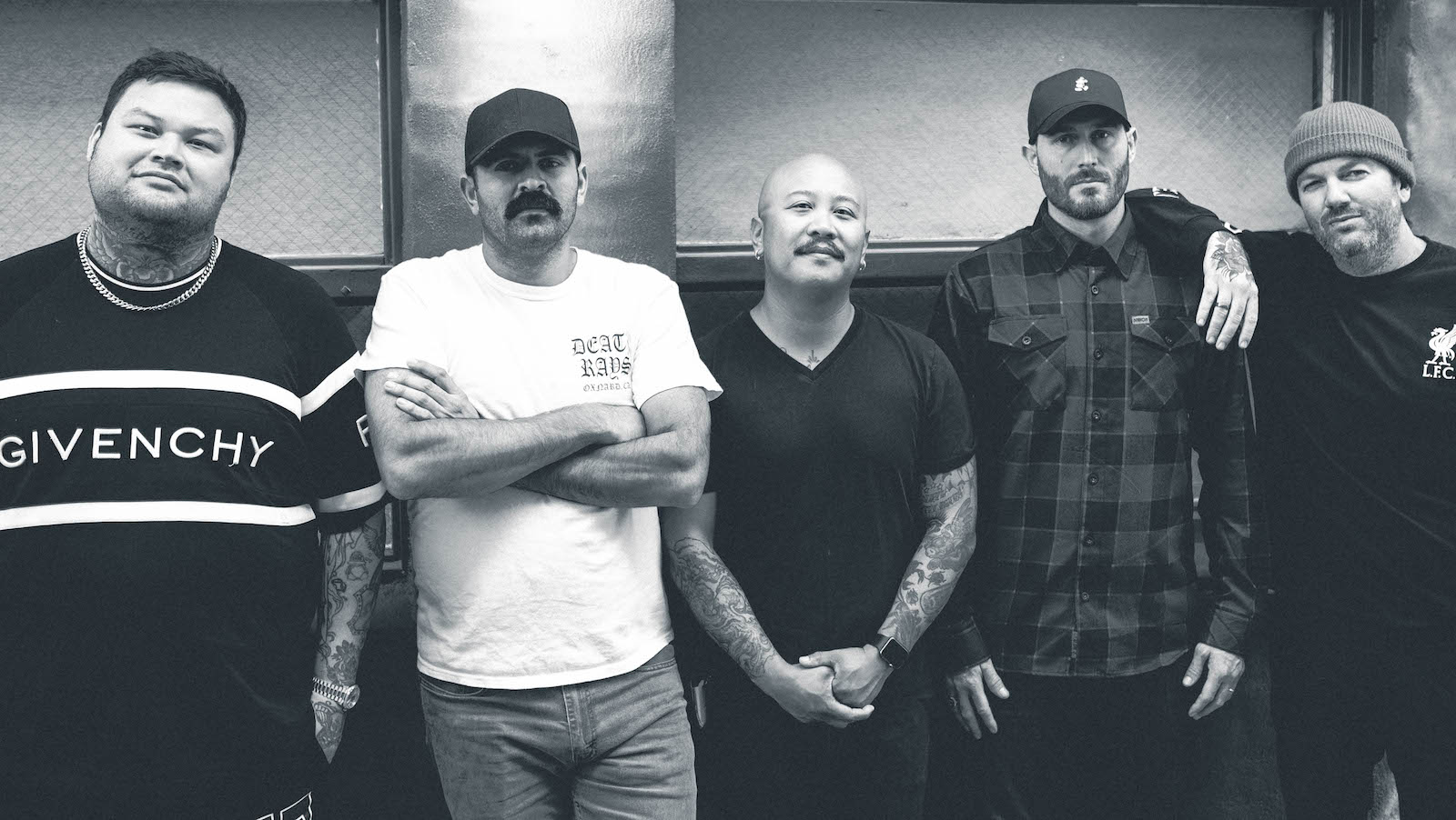 """Hear Hardcore Vets the Warrior's Blistering New Song """"Burn From the Lion"""""""