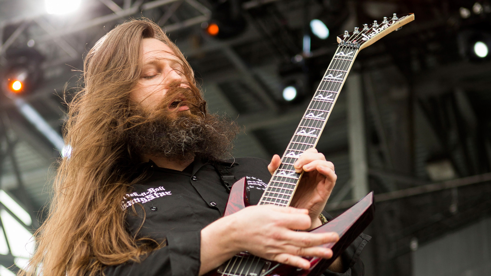 "Karate Kicks, Riffs and the ""Pizza Maker"": All That Remains Remember Oli Herbert"