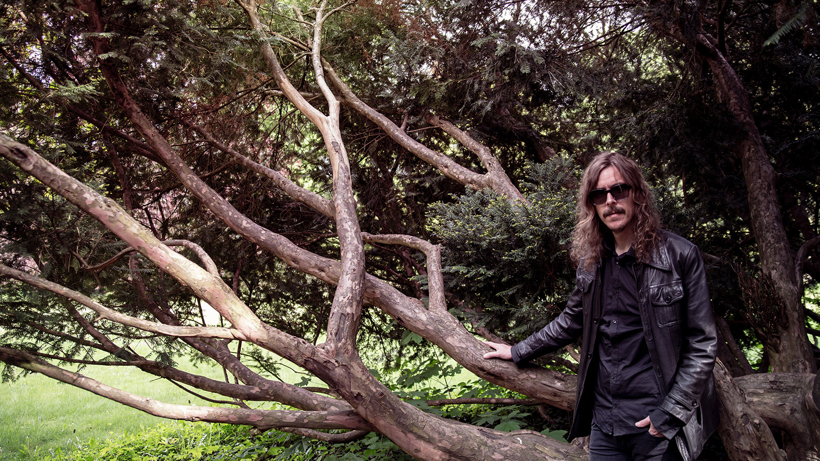 "Opeth's Mikael Åkerfeldt on Punishers, Cock Rockers, ""Secret"" New Album"