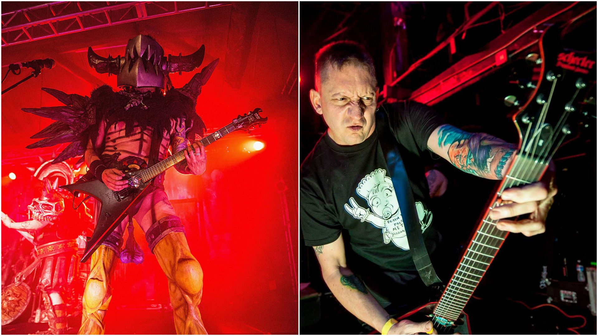 Gwar Guitarist Diagnosed With Life Threatening Blood