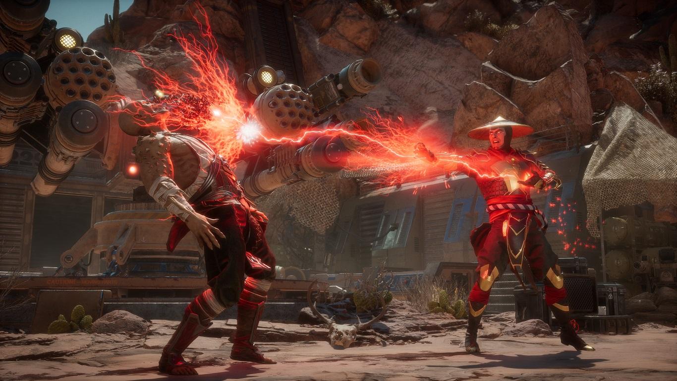 'Mortal Kombat XI': Watch Gruesome Launch Trailer