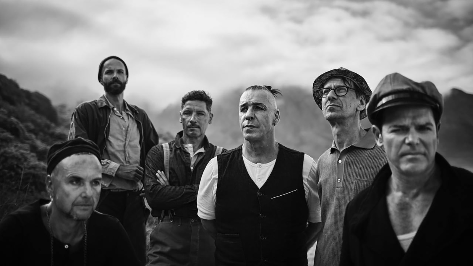 "Rammstein Reveal New Album Cover Art, Tease Last Two Songs ""Tattoo,"" ""Hallomann"""