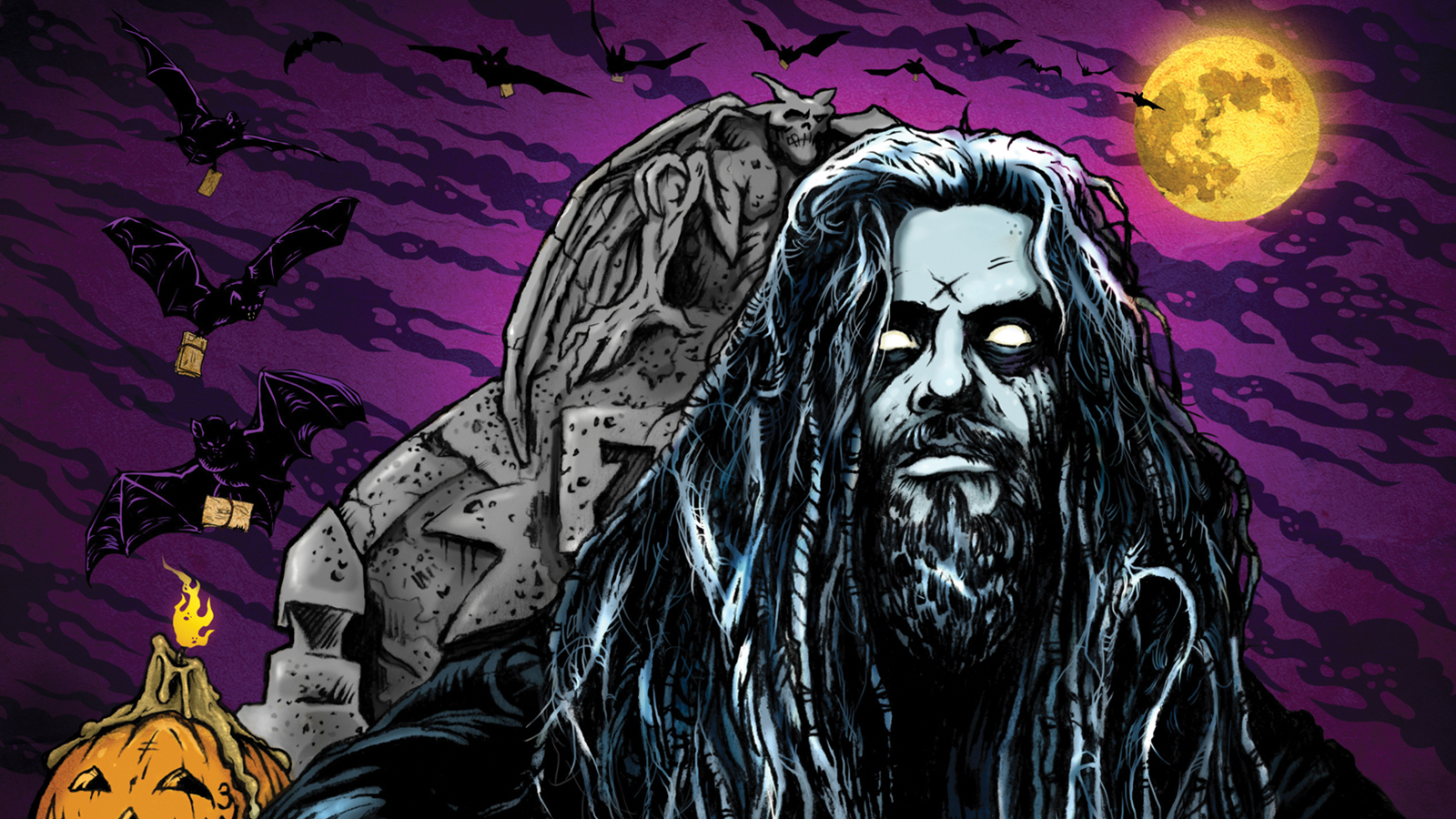 Rob Zombie Talks Bleeding Fans Not Doing Drugs White Zombie