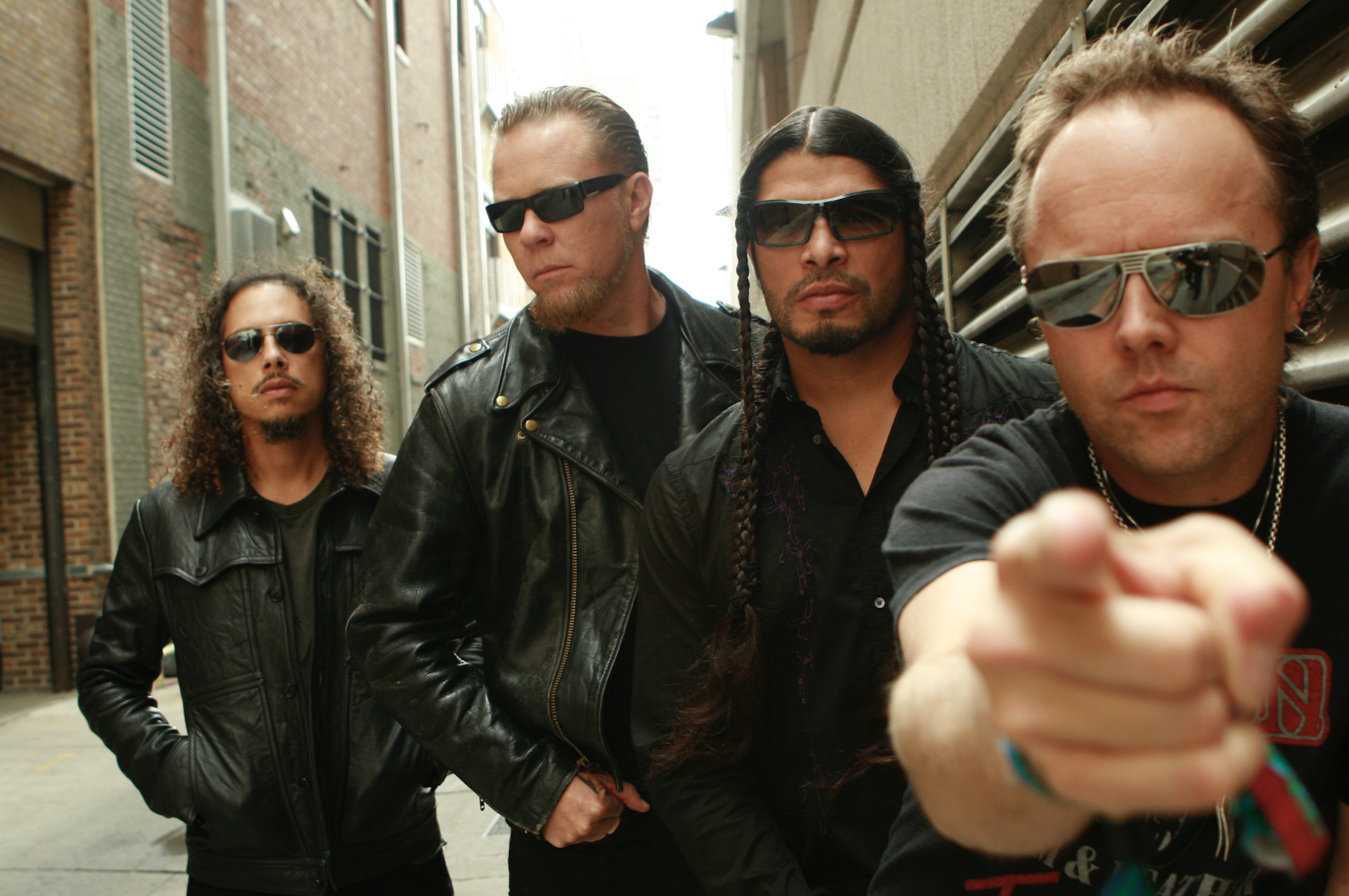 "Inside Metallica's ""Death Magnetic': From Near–Break Up to Triumphant Comeback"