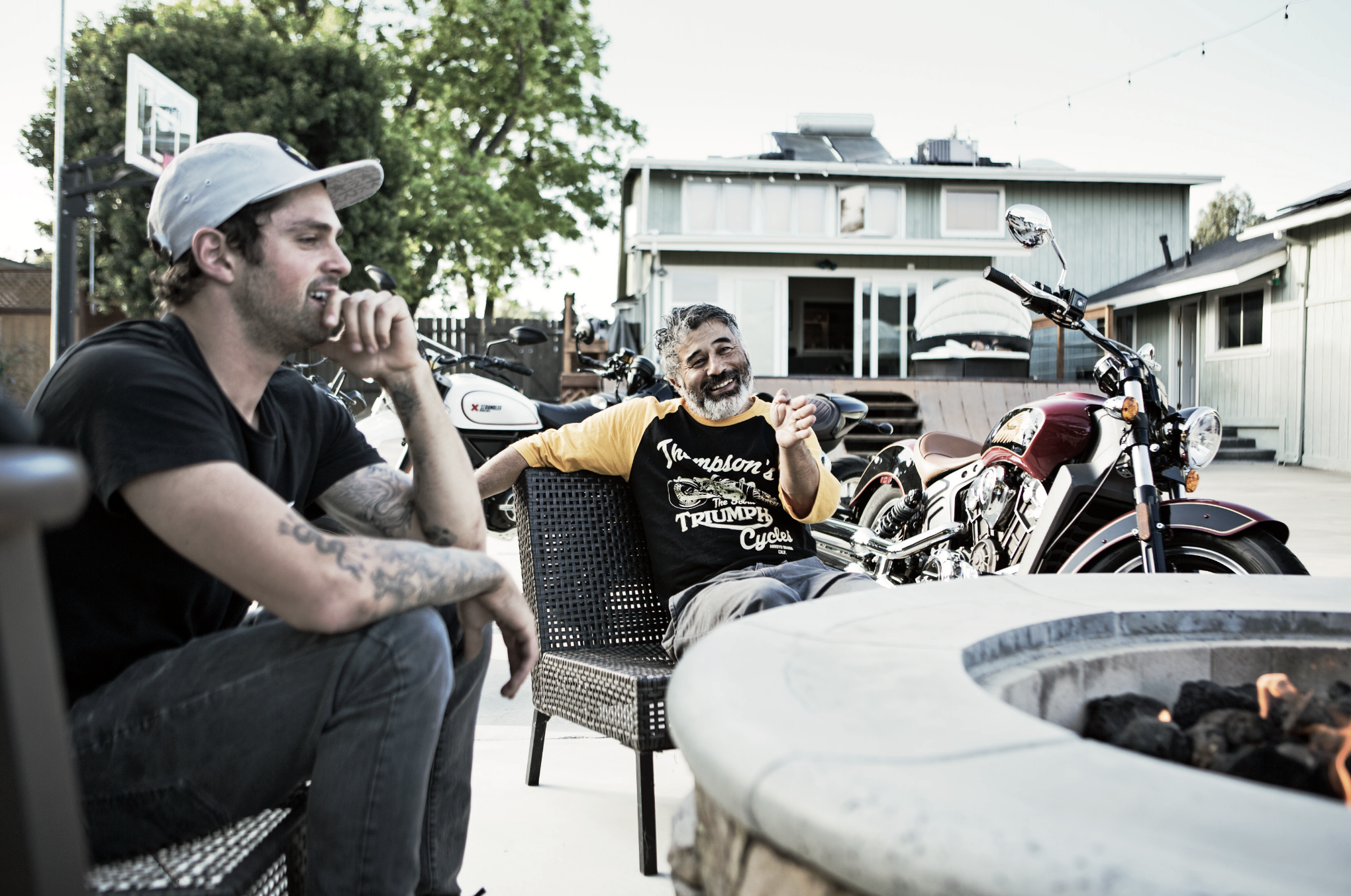 c66c318551 Steve Caballero and Elliot Sloan on Shared Passion for Skating ...