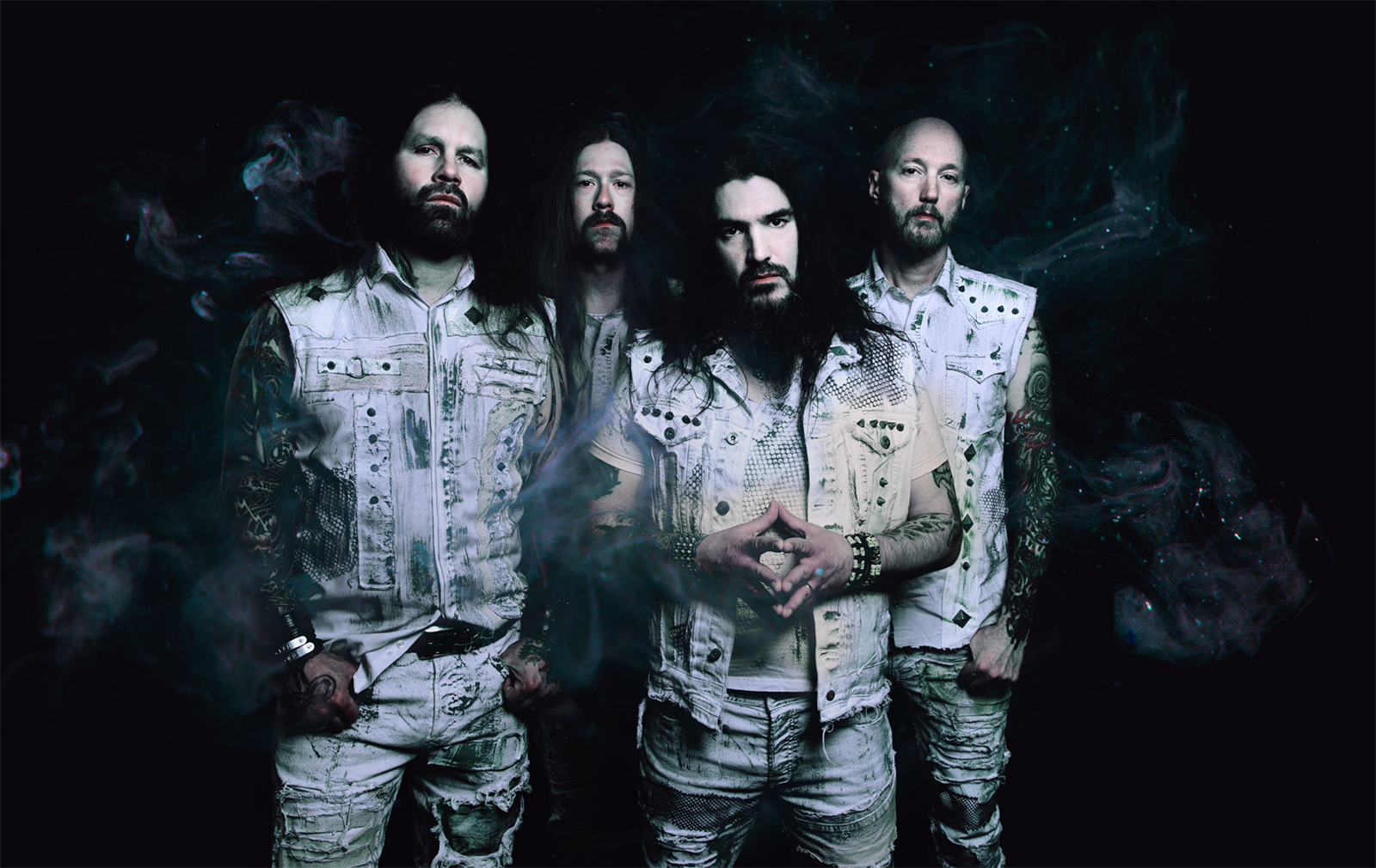 "Hear Studio Version of Machine Head's Polarizing, Political New Song ""Bastards"""