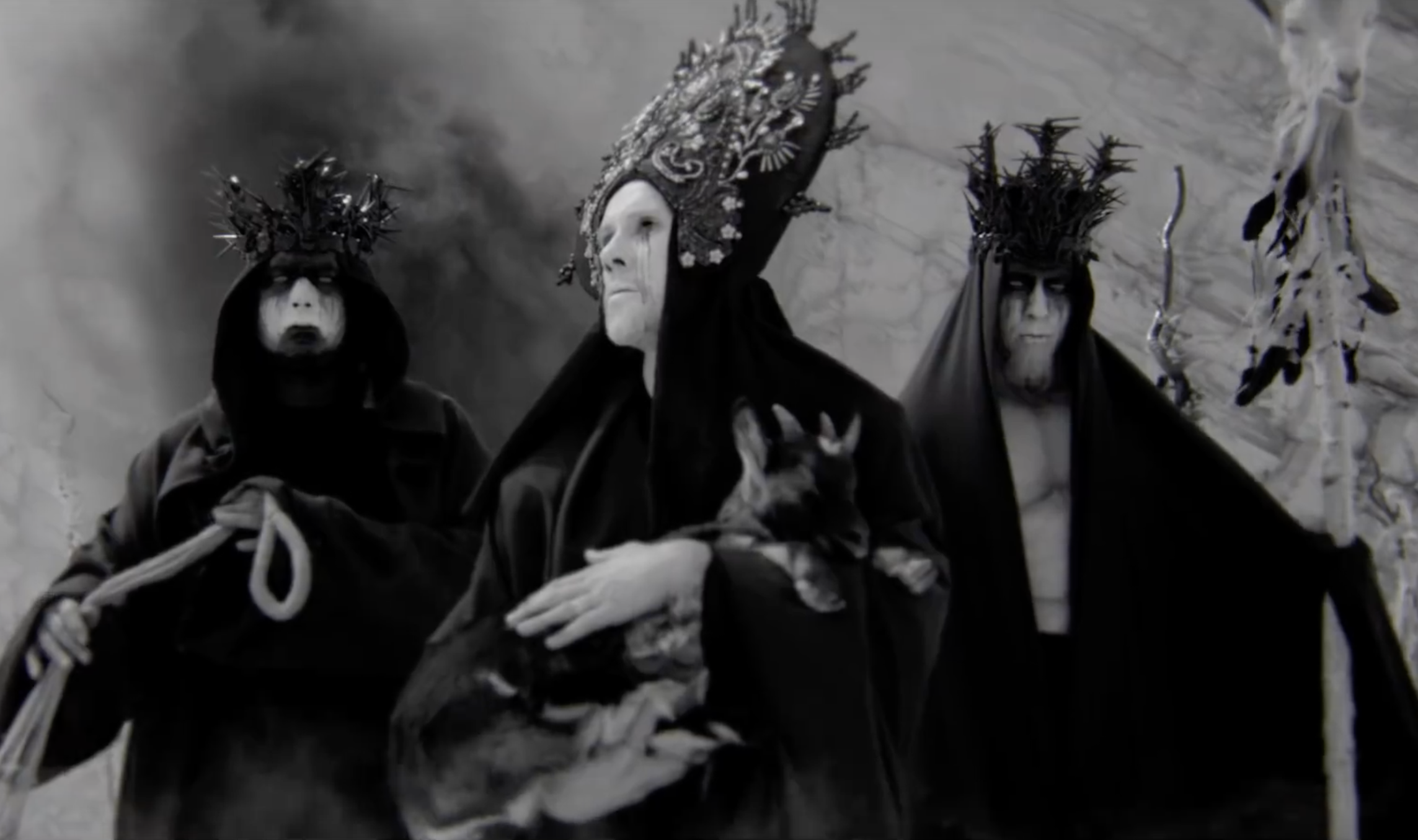 Watch Behemoth Conquer Death Through Black Magic In