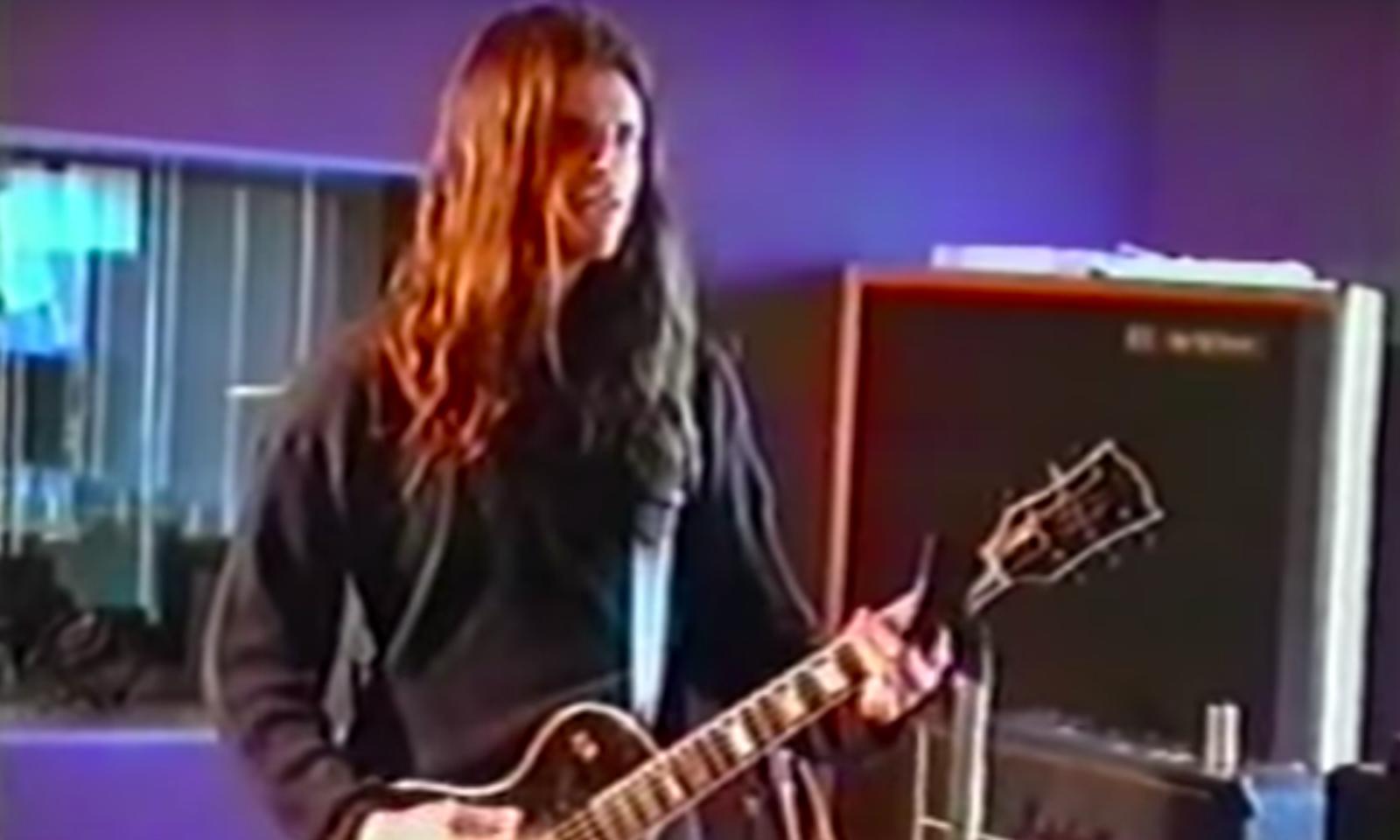 "See Tool's 'Undertow' Rehearsals, Adam Jones Talk ""Embarrassing"" Grunge-Metal Pirates"