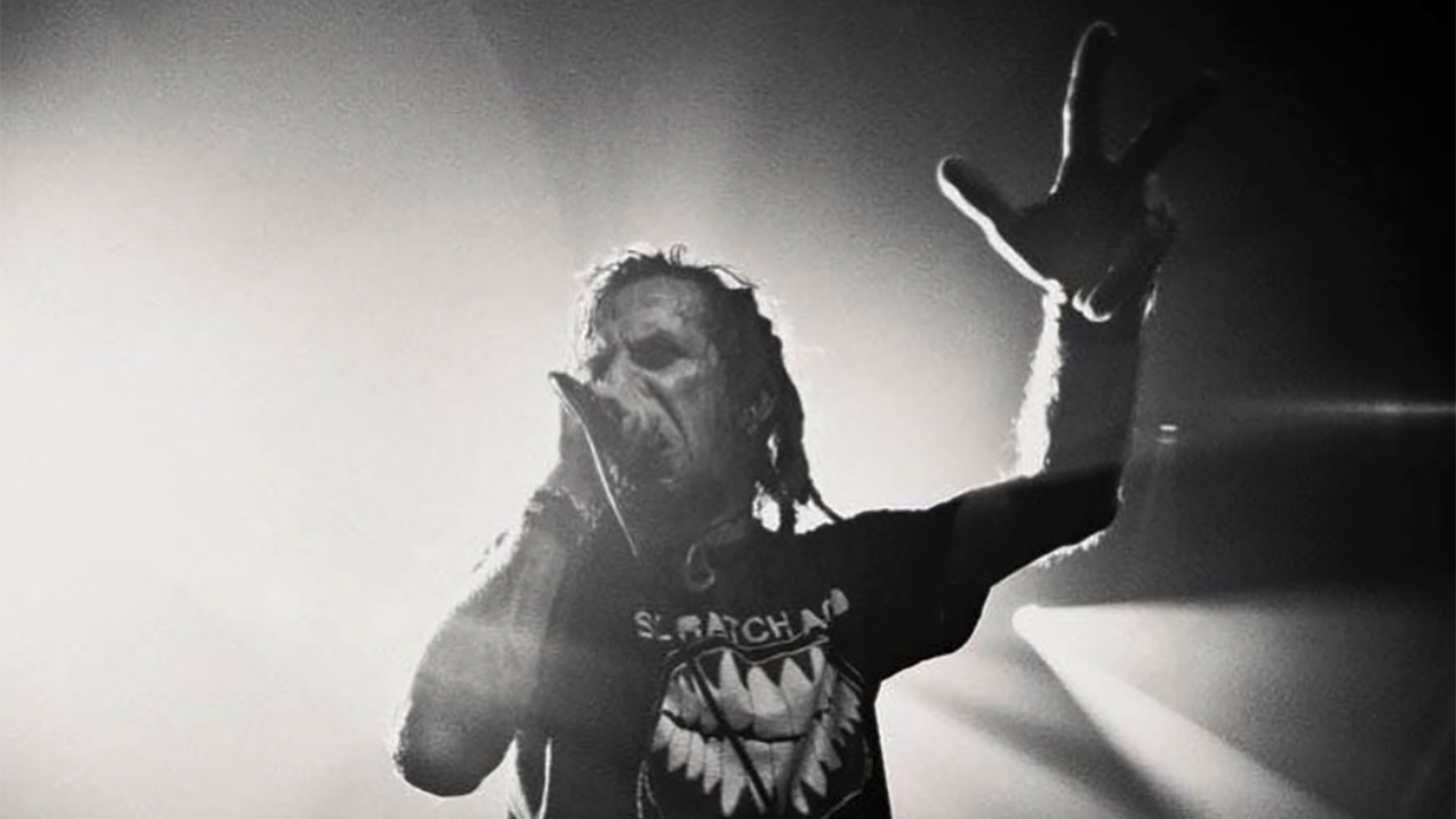 See Lamb of God's Randy Blythe Perform With Industrial Supergroup Pigface