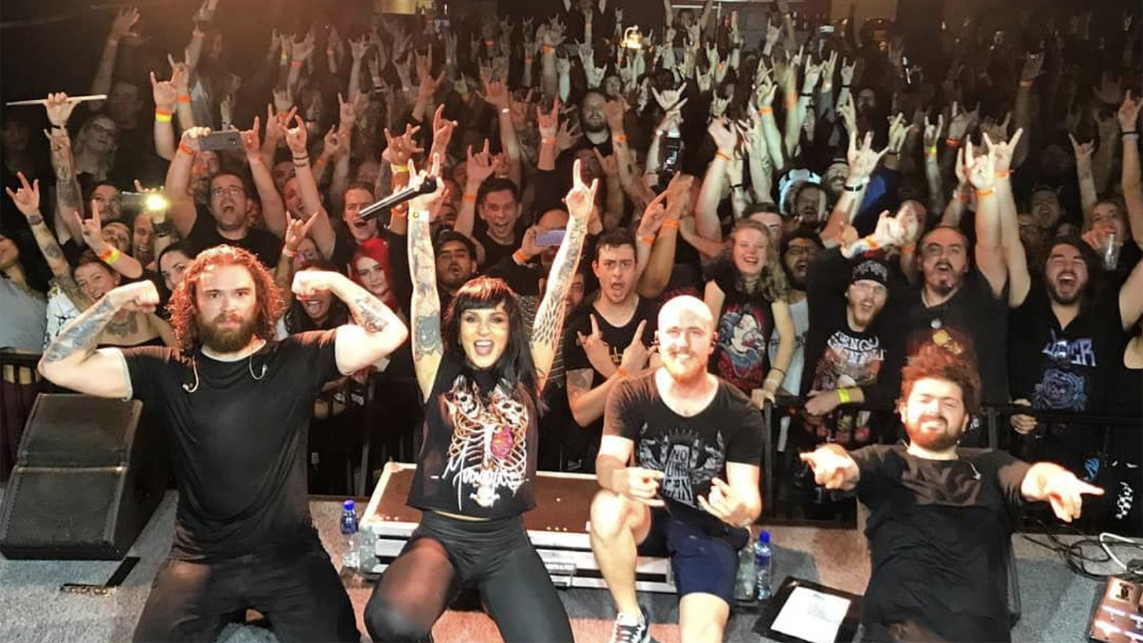 Goats, Wine, Mosh Pits: See Jinjer Explore South Africa in New Tour Mini-Doc