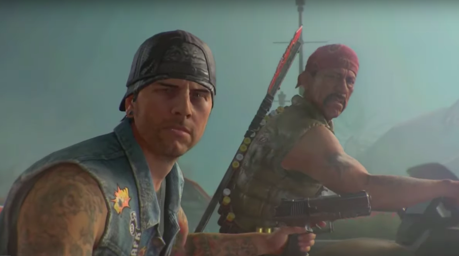 Avenged Sevenfold's M. Shadows Gets Playable Character in 'Call of Duty'