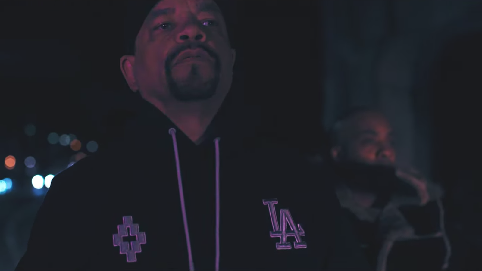 """See Ice-T Live Violent Gangster Life in Dark New """"Feds in My Rearview"""" Video"""