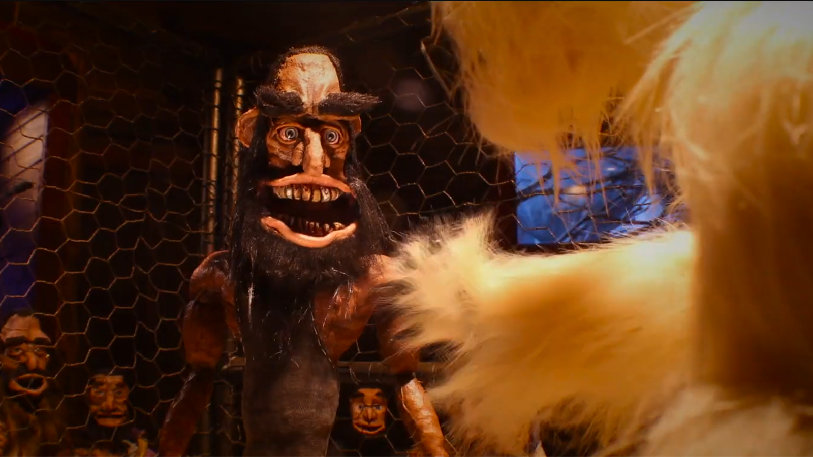 Cage-Fighting With Bears: See Four Stroke Baron's Insane New Animated Video