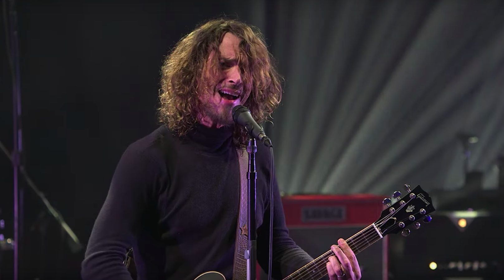 "Watch Soundgarden Perform Powerful, Somber ""Black Hole Sun"" Live in 2013"