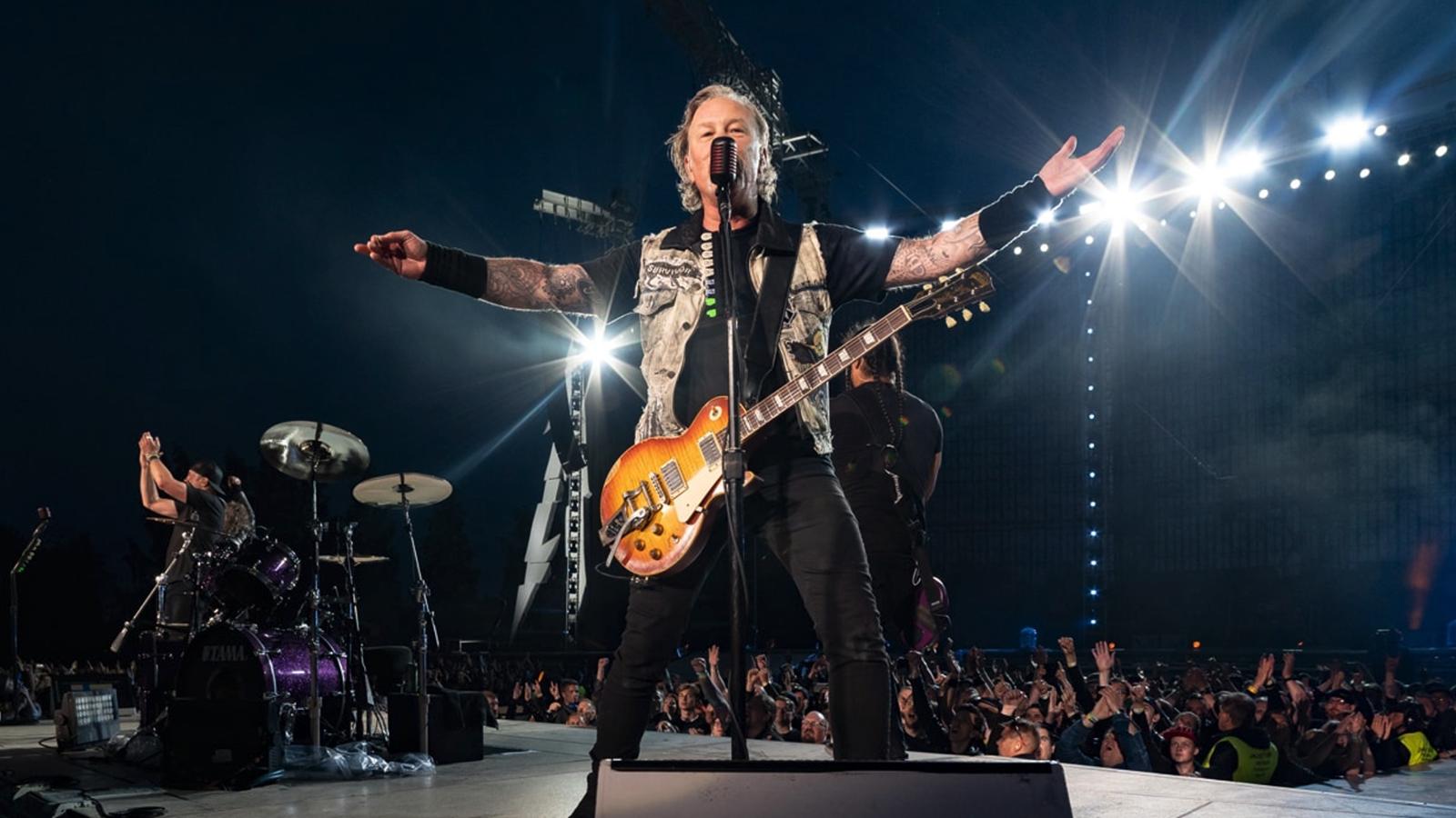 See Metallica's Full Finland WorldWired Set in Stunning Pro-Shot Video
