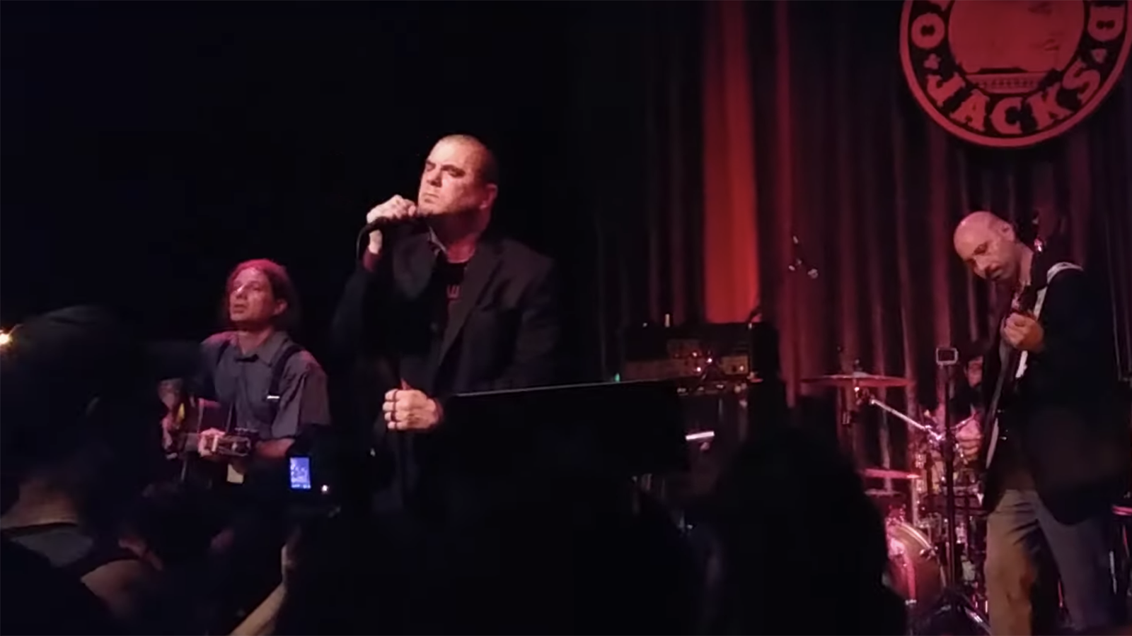 See Philip Anselmo's New Band En Minor Play First Show Ever in New Orleans