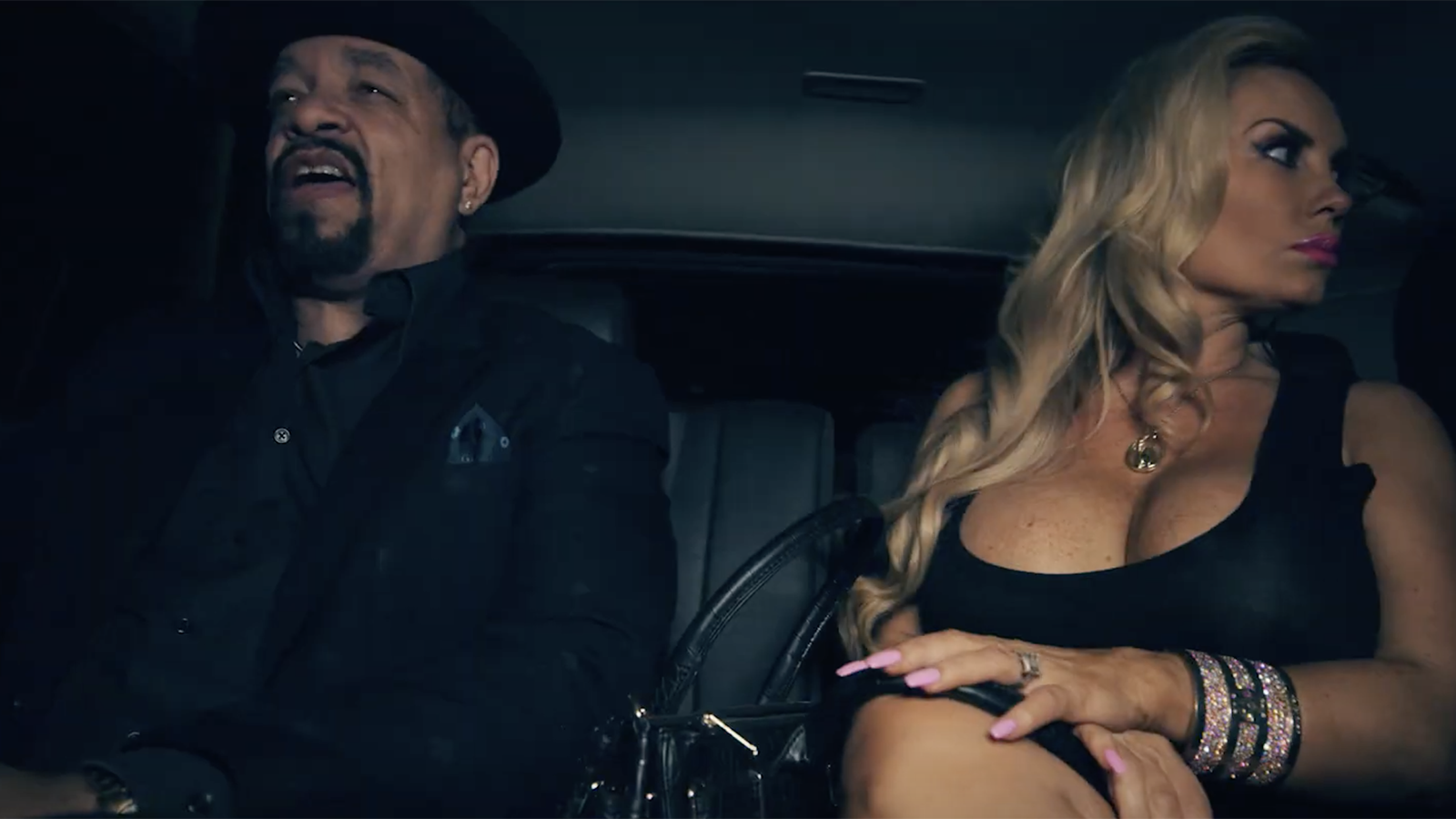 """See Ice-T and Coco Star in Rapper's New """"I'm Too Old for This Dumb Shit"""" Video"""