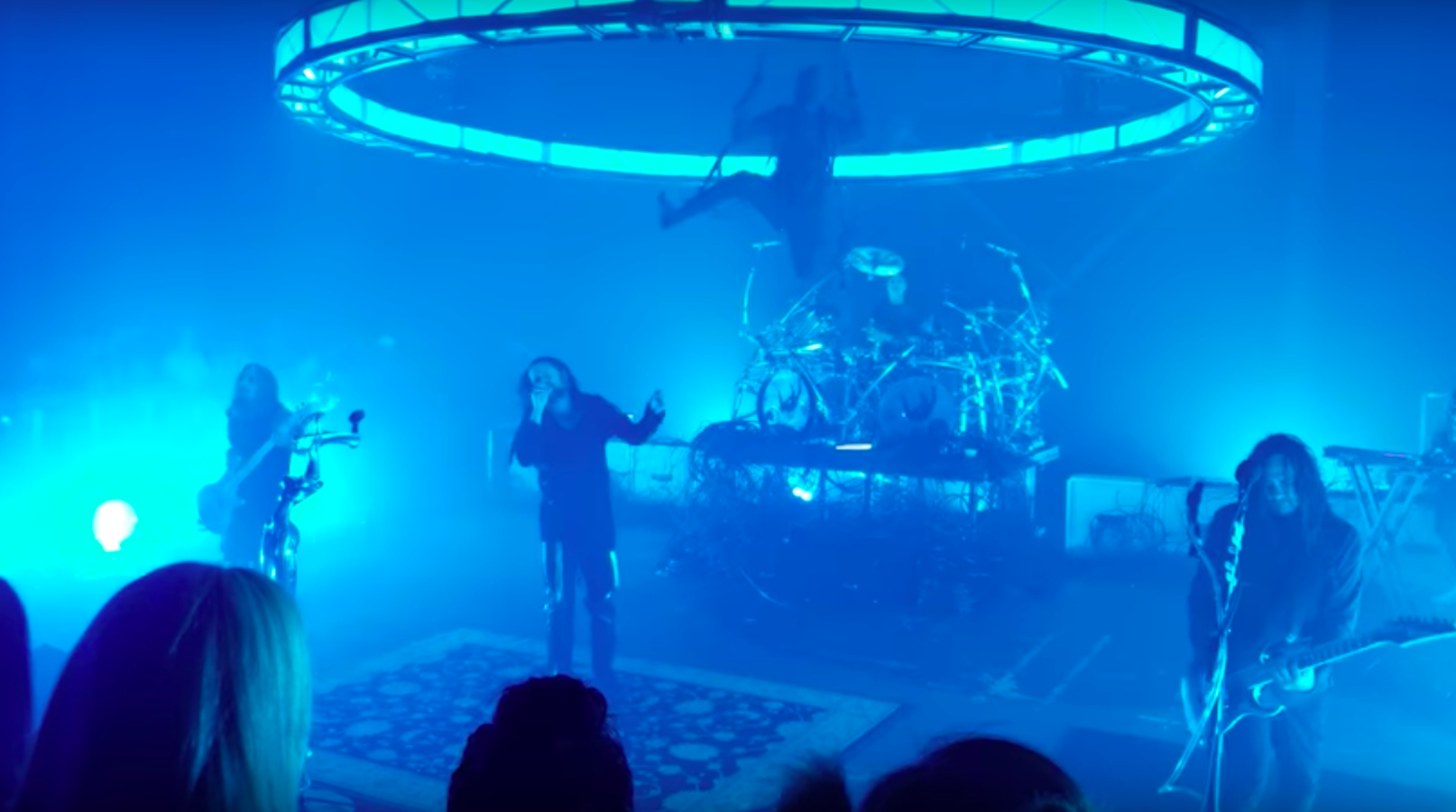 See Korn Debut New Songs Live, Play Classics at Album Release Show