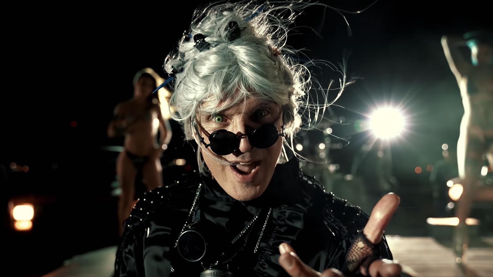 """See New """"Uncensored"""" Version of Granny 4 Barrel's Insane """"Nitro Sexy"""" Video"""