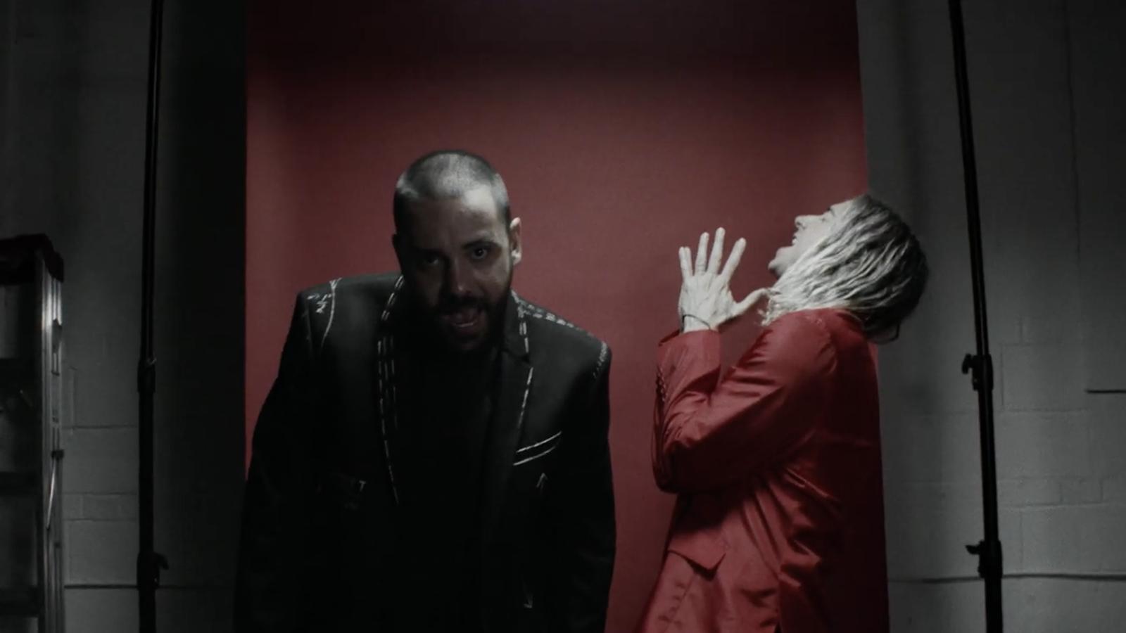 "See Selfish Things' New ""Torn"" Video Starring Underoath's Spencer Chamberlain"