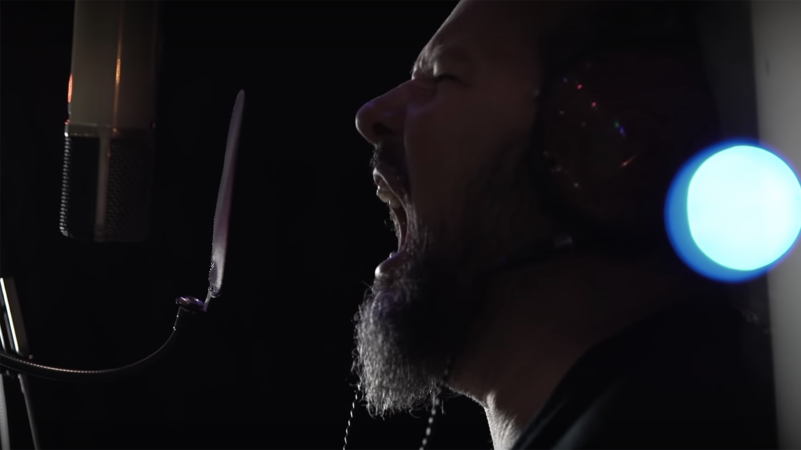 See Korn's Jonathan Davis Record Harrowing Vocals for 'The Nothing'