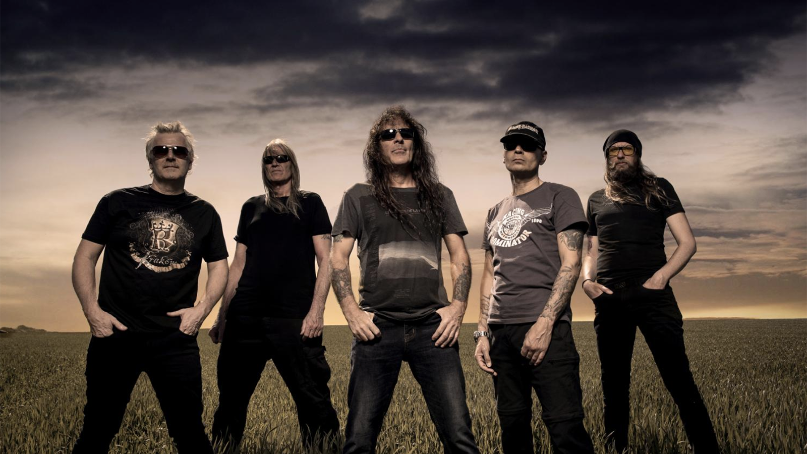 Iron Maiden's Steve Harris on British Lion, Songwriting, Playing Smaller Venues Than His Son