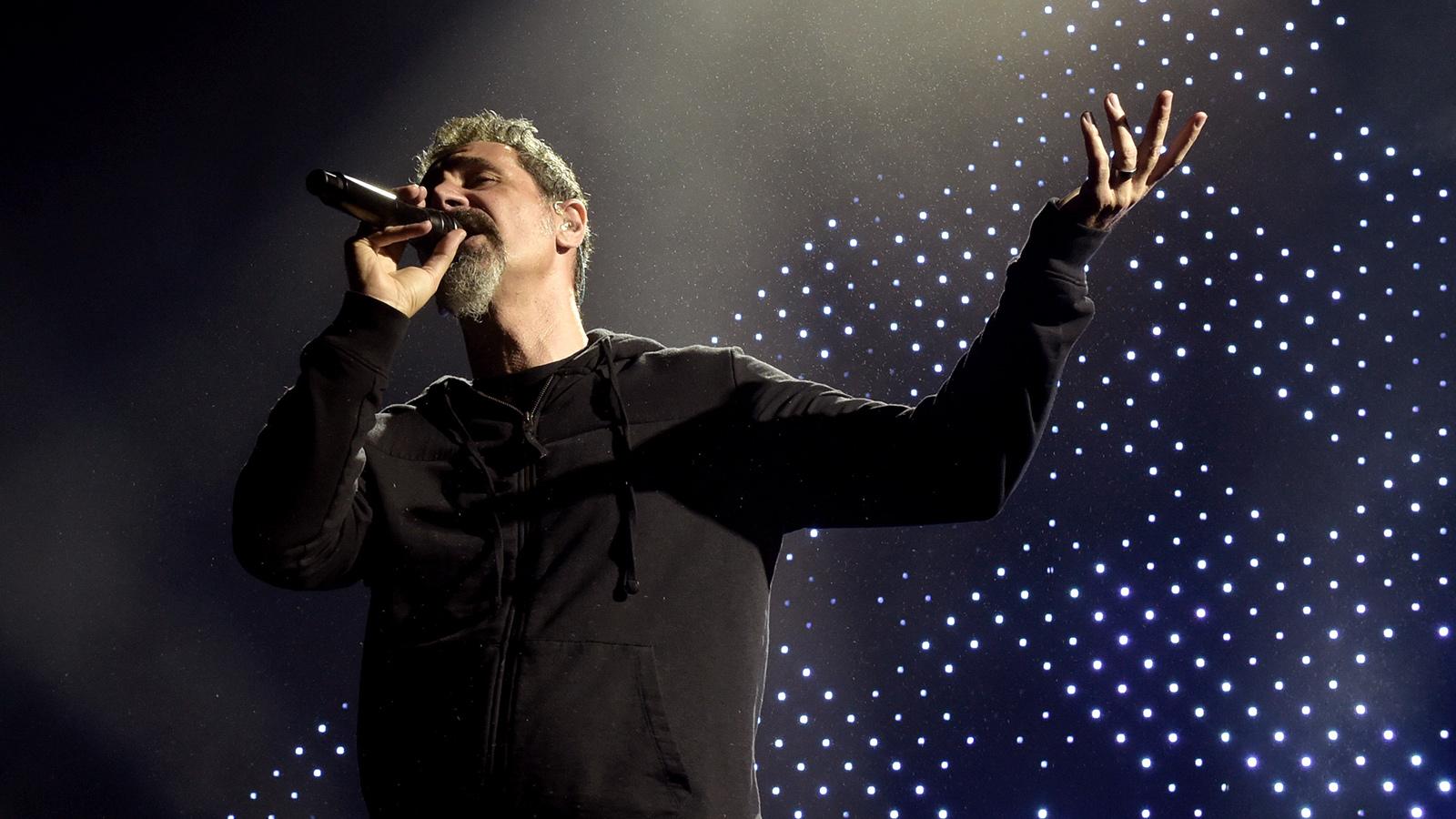 "Hear System of a Down Singer Serj Tankian's Crazy Blue Öyster Cult ""Godzilla"" Cover"