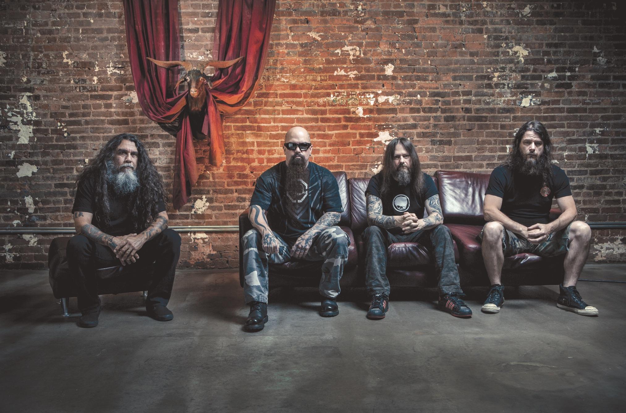 Slayer Talk Death of Jeff Hanneman, New Comeback Album 'Repentless'