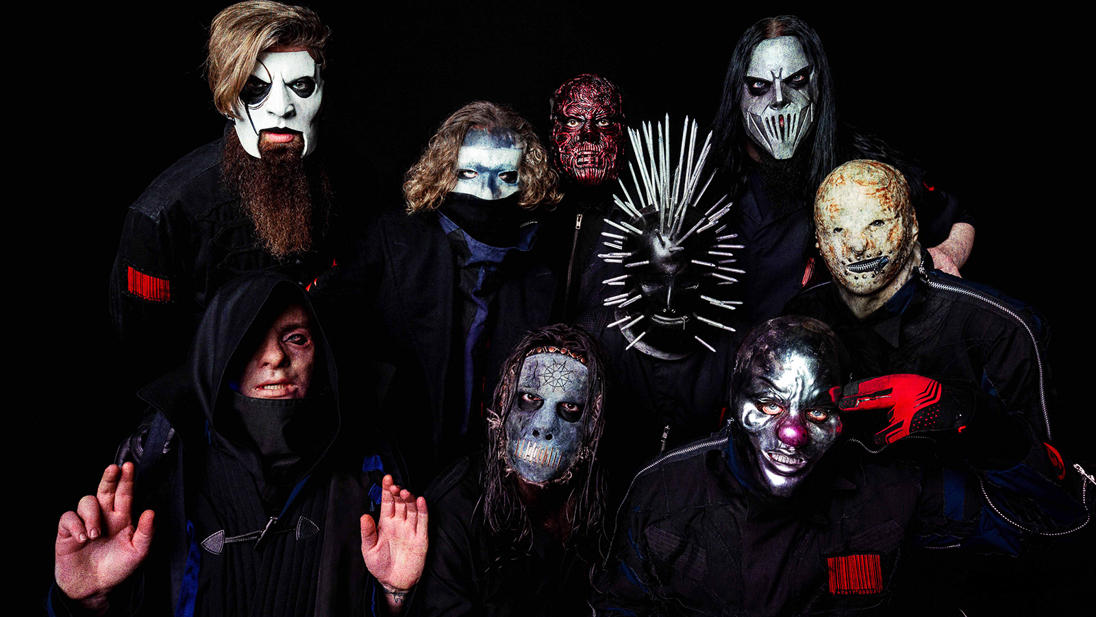 Slipknot's 'We Are Not Your Kind' Scores No. 1 Spot on Billboard 200 Chart