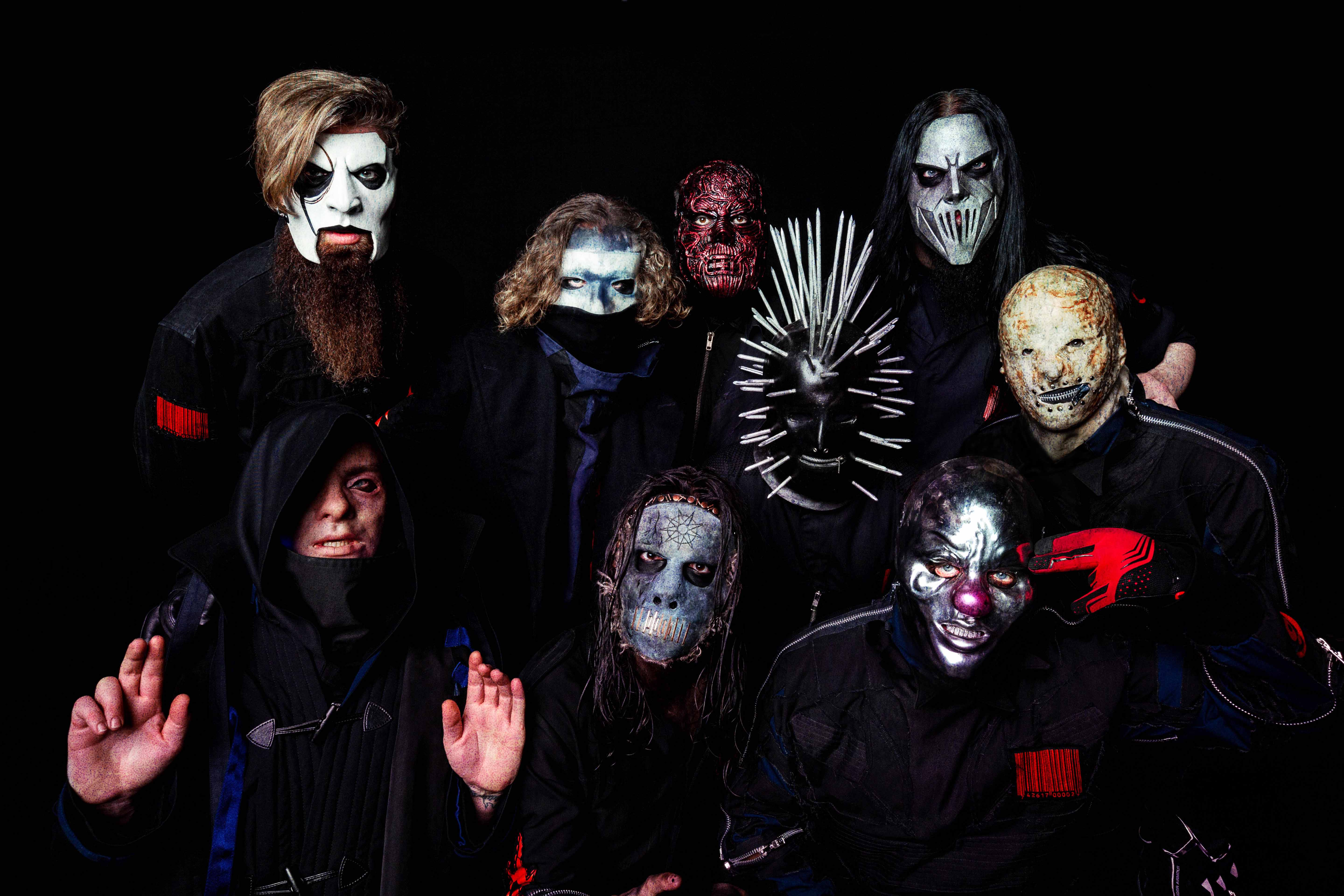 "Se Slipknot's Grisly New Teaser: ""Today, Up on This Hill, I'm Counting All the Killers"""