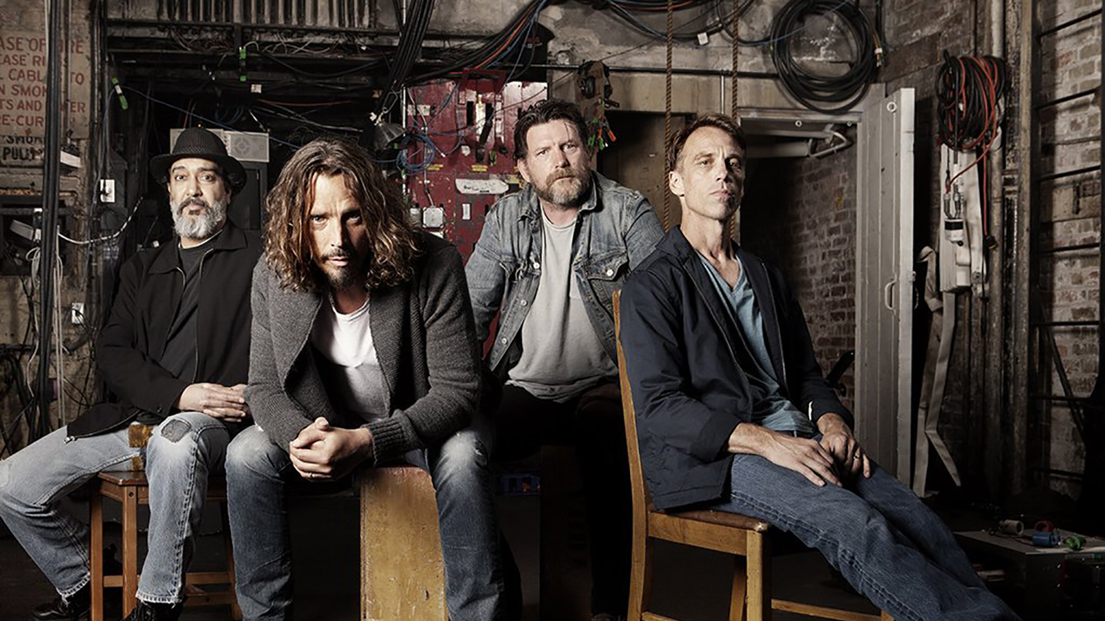 Soundgarden on Breakup, Reunion and First New Album in 15 Years