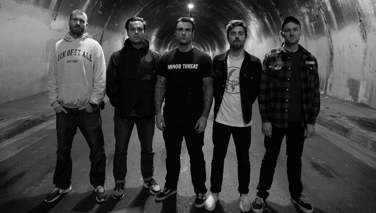 """Hear Stick to Your Guns' Raging New Song """"Dove and Fist"""""""