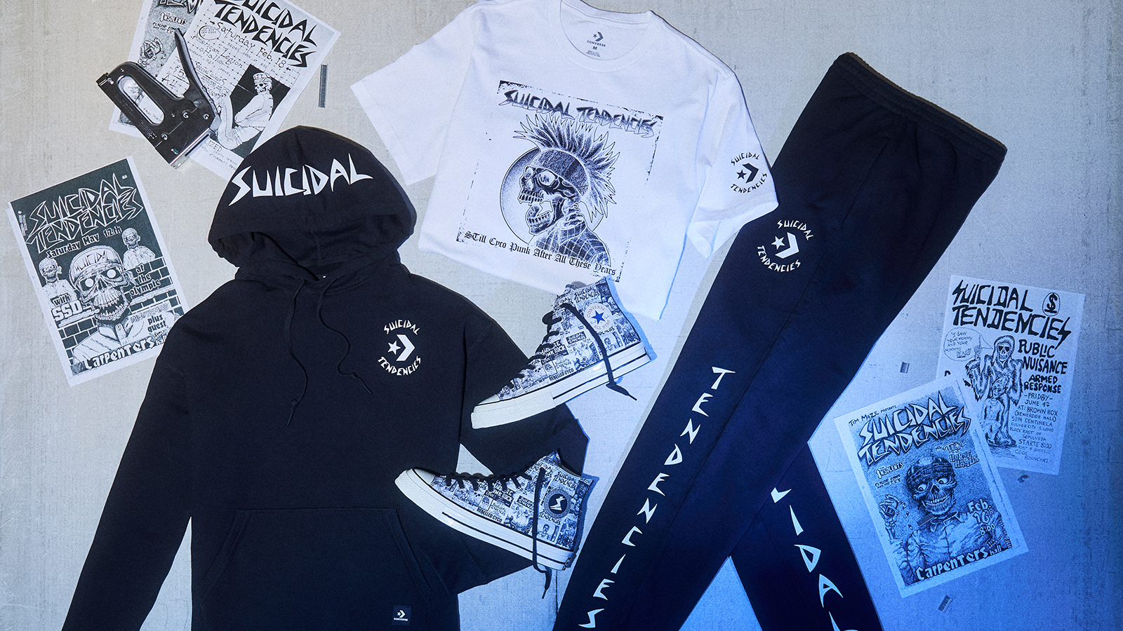 d791f2af118d Inside New Suicidal Tendencies x Converse Collection  Mike Muir on Fashion