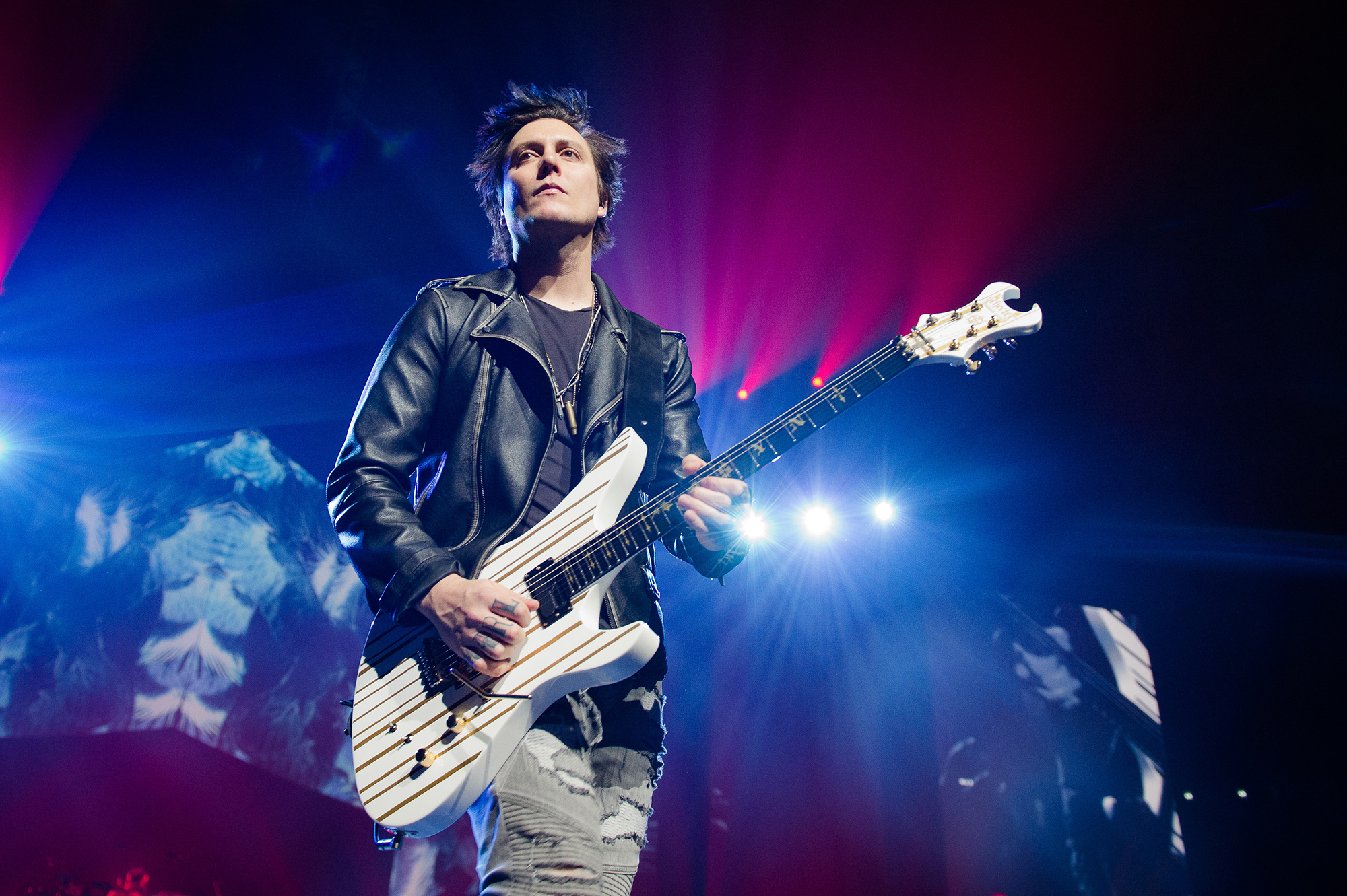 synyster gates on launching online guitar school creating