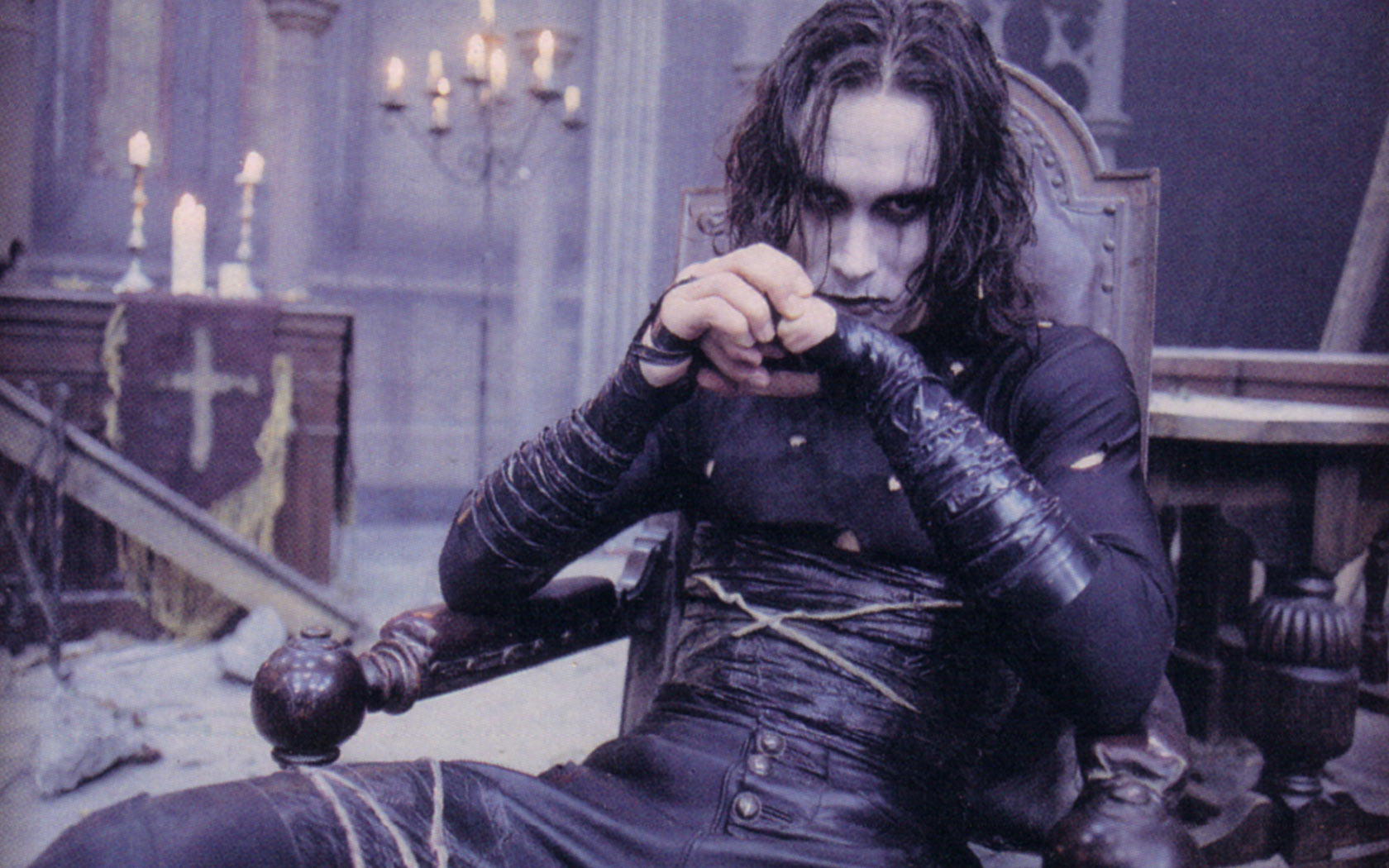 'The Crow' Soundtrack: The Outsider Mixtape of Forever
