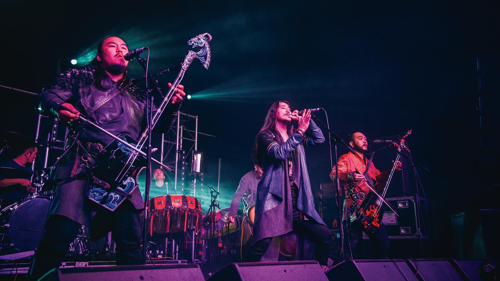 The HU: Mongolian Folk-Metal Sensations Aim to Conquer the World