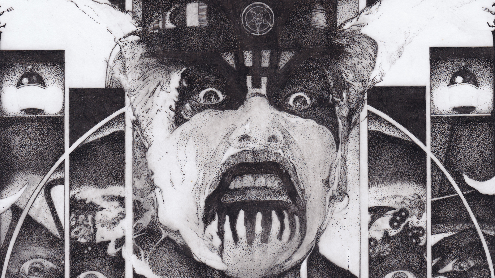 King Diamond: The Story Behind Revolver's Stunning Tribute Artwork