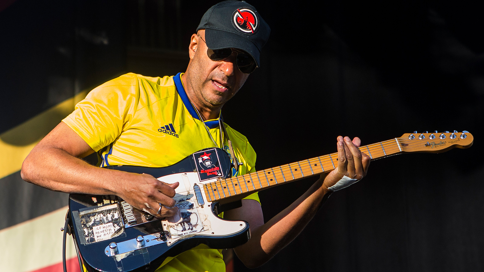 Tom Morello Responds to Backlash Following Phone-Throwing Incident