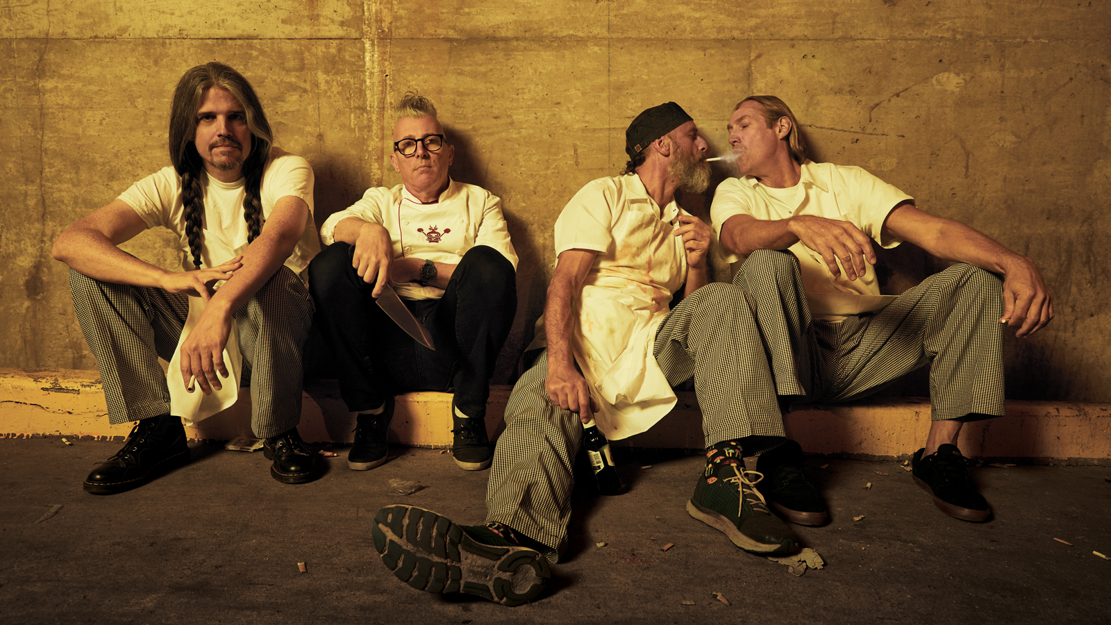 Tool Appear on Cover of Revolver's New Aug/Sept Issue