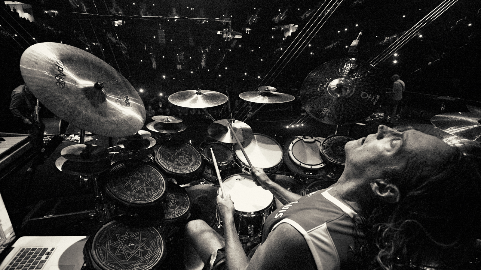 """Tool's Danny Carey on New Album, Sacred Geometry, Being Band's """"Enforcer"""""""