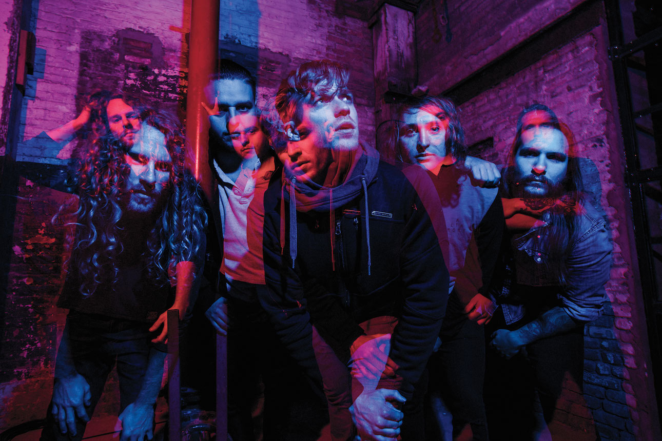 """See Toothgrinder Rip Up the Stage in Frenetic New """"Wasp"""" Video"""