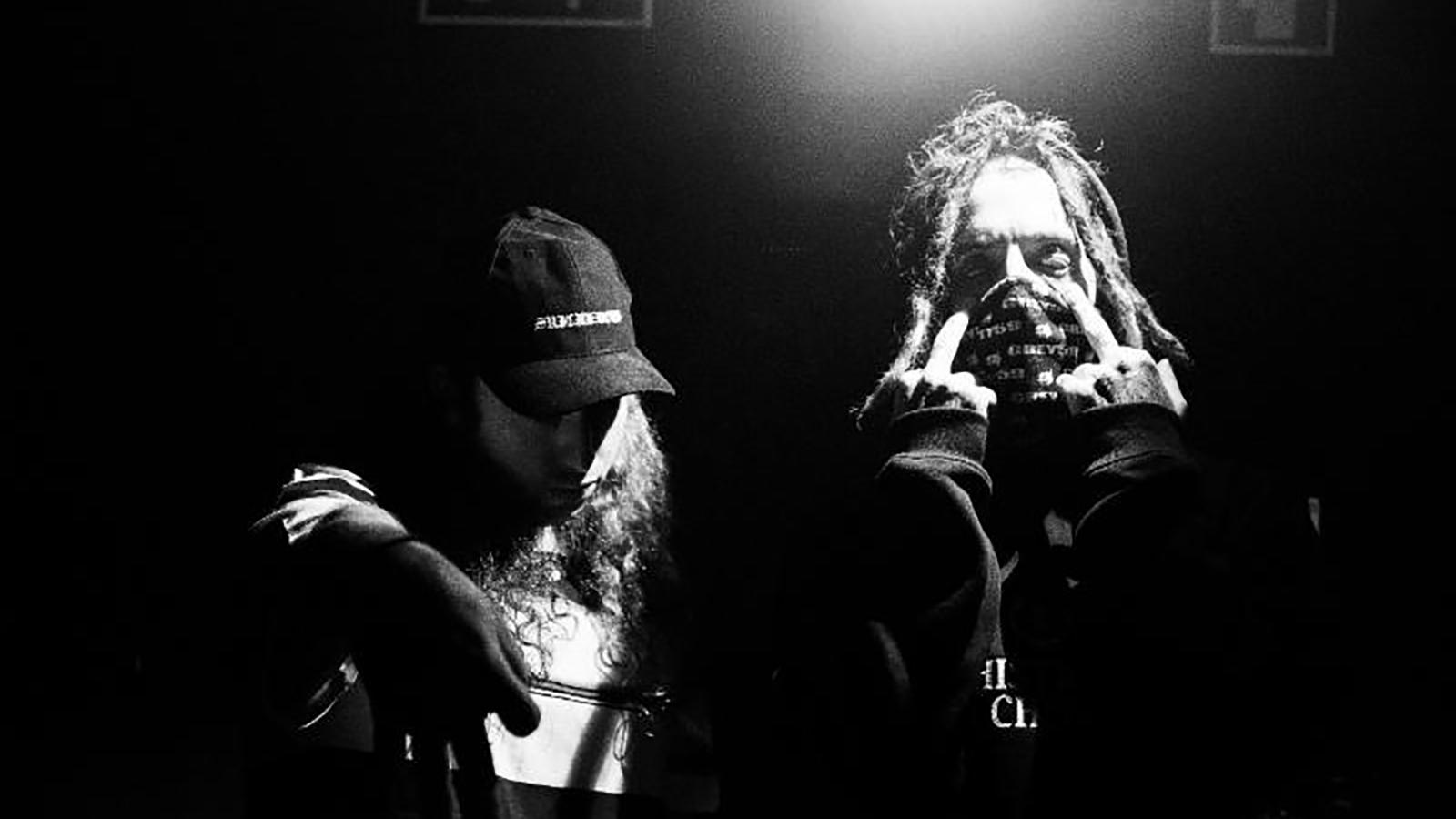Hear Heavy New Uicideboy X Travis Barker Ep Featuring Korn S