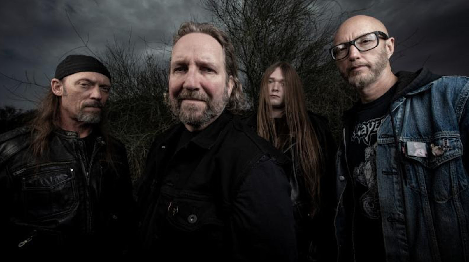 """Sacred Reich: See Thrash Icons' Scathing New """"Divide and Conquer"""" Lyric Video"""