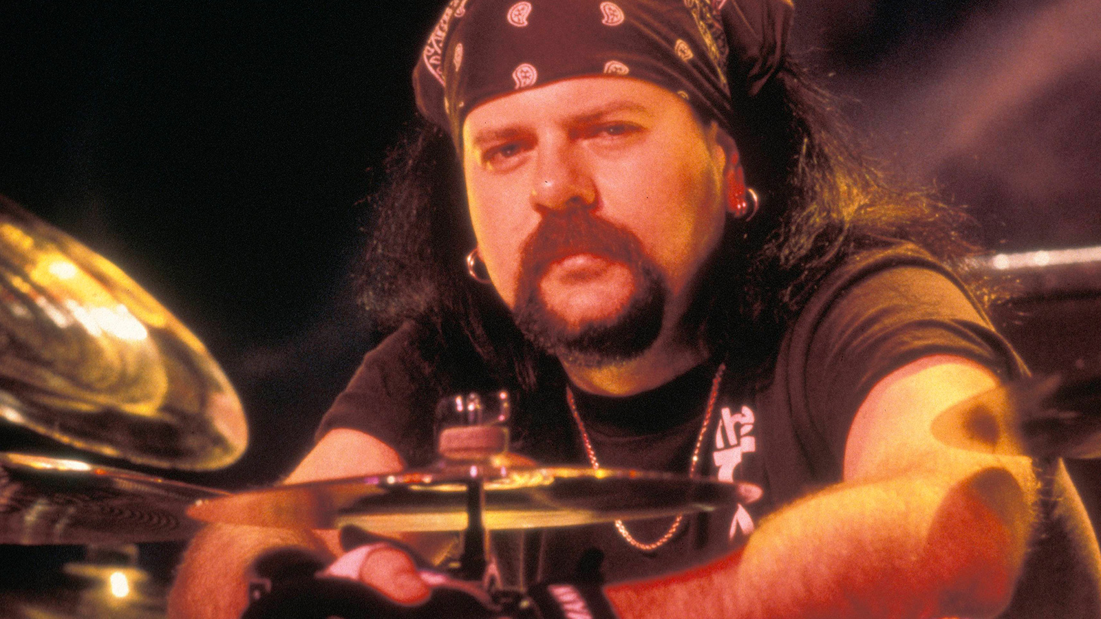 Pantera Drummer Vinnie Paul's Headstone Unveiled at Texas Grave Site