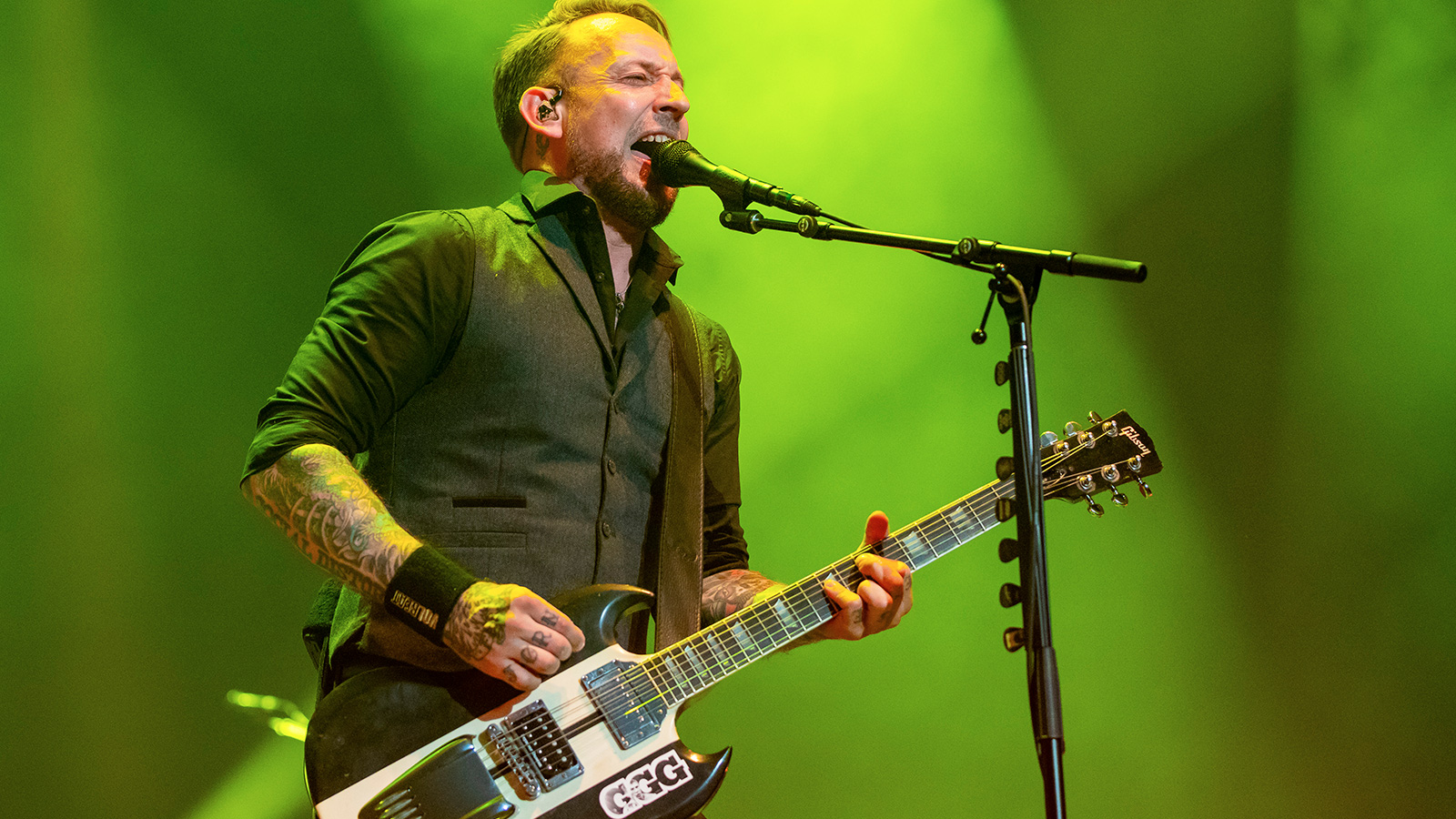 """Hear Volbeat's Anthemic New Song """"Last Day Under the Sun"""" Inspired by Johnny Cash"""