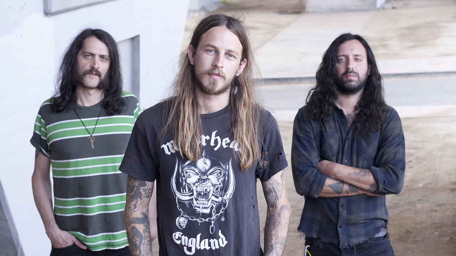 """See Riley Hawk–Led Band Warish's Psychedelic New """"Bleed Me ..."""